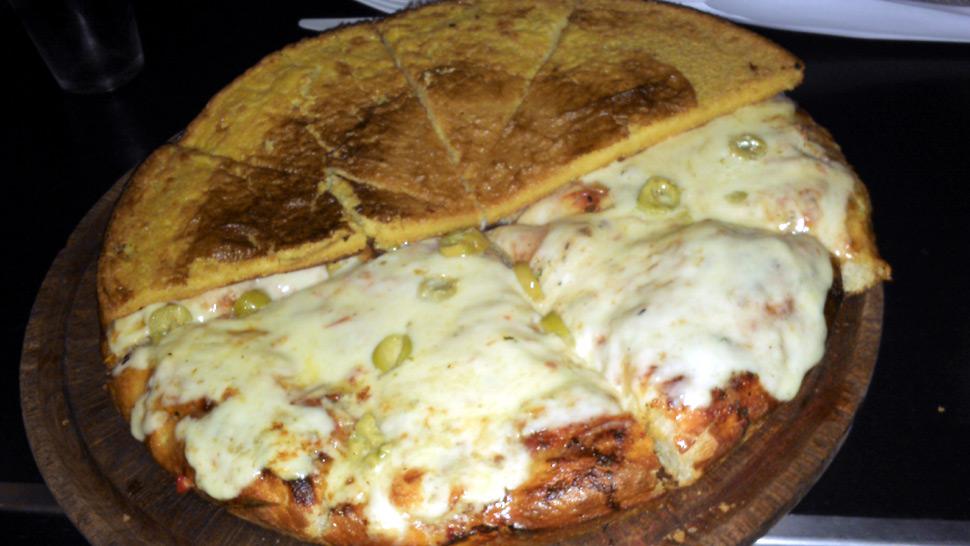 Pizza de Don Luis