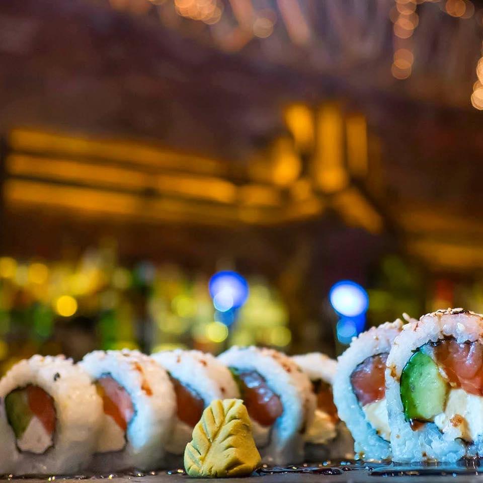 Sushi en Tribeca