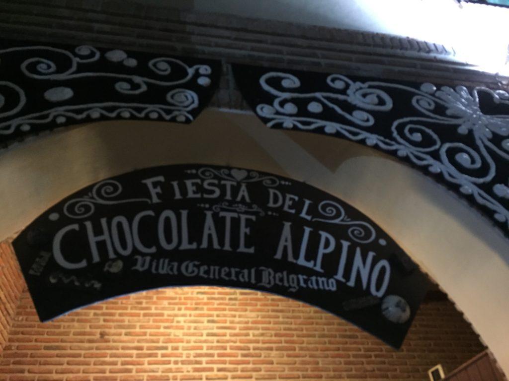 Fiesta del Chocolate Alpino en Villa General Belgrano