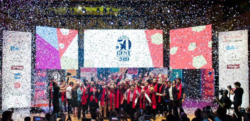 Latin America's 50 Best 2019