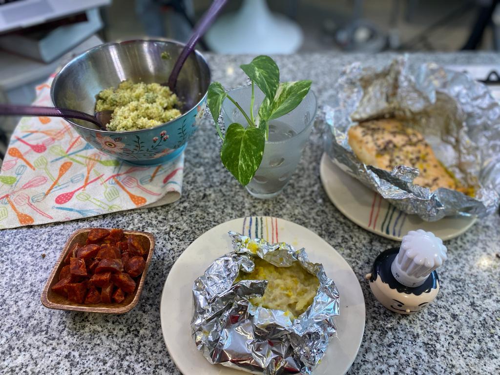 Platos de Chef a domicilio