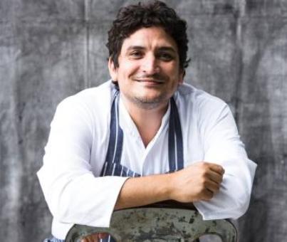 Mauro Colagreco es parte de #SupportRestaurants